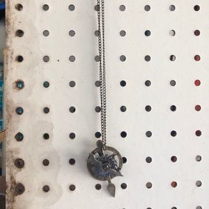 Jewelry - Steampunk compass pendant necklace